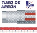 tubo de argon transparente wsd